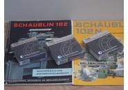 Schaublin 102  Lager Satz Super Precision