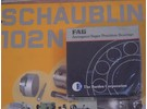 Schaublin 102 FAG Super Precision  Main Spindle Bearing Set