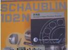 Schaublin 102 FAG Super Precision  Main Spindle Bearing Set