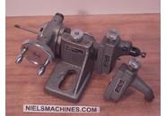 Bilz U0 Kugeldrehapparat met Konkavstahlhalter 0-50mm