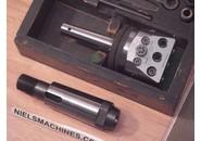 Wohlhaupter UPA2 Universal Plan und Ausdrehkopf für Deckel FP1 mit MC4-S20