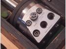 Verkauft: Wohlhaupter UPA2 Universal Plan und Ausdrehkopf für Deckel FP1 mit MC4-S20