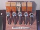 Sold: Emco L20 Collet Set  ø2, 4, 6, 8, 10mm
