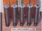 Verkauft: Emco L20 Spannzangen Satz  ø2, 4, 6, 8, 10mm