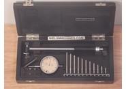Carl Mahr Intramess two point internal micrometer set 50-150mm
