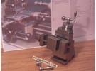 Verkauft: Tos MN80 Fräsapparat, Verticalschlitten