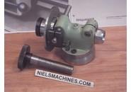 Tos MN80 Teilkopf für das Fräsapparat