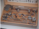 Verkauft: Bergeon 1766 Model B Drehbank (NOS)