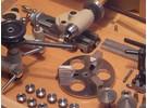 Bergeon 1766 Model B Lathe Complete (NOS)