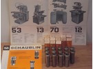 Sold: Schaublin 13 Parts: P20 Collets