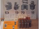 Verkauft: Schaublin 13 Unterteile: P20 Spannzangen