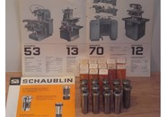 Sold: Schaublin 13 Parts: P20 Collets (NOS)