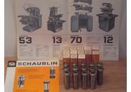 Verkauft: Schaublin 13 Unterteile: P20 Spannzangen (NOS)