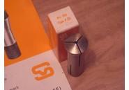 Schaublin 13 Unterteile: P20 Spannzange ø3mm (NOS)