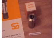 Schaublin 13 Unterteile: P20 Spannzange ø12.5mm (NOS)