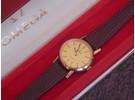 Omega de Ville 18 Karat Vintage Damenuhr