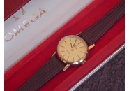 Omega de Ville 18k vintage Ladies Watch
