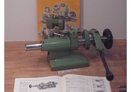 Sold: Schaublin 102 Adjustable Lever operated Drilling Tailstock W20 with plain adjustable stop