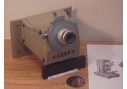 Henri Hauser P219 Mikroskop Kopf mit Okular