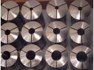 Schaublin B45 Spannzangen Satz 3-45mm 42 Stück