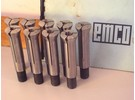 Sold: Emco Maximat Emcomat L15 Collets 9 Pieces