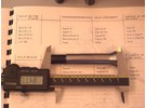 Emco Maximat Emcomat L15 Collets 9 Pieces