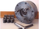 Emco self centering 3-jaw chuck ø140mm for Emco Maximat Super 11 or Emco Compact 10
