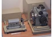 Verkauft: C.A.E.M.  Ets CERF Optischer Teilkopf