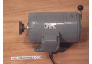 Verkauft: Groschopp Motor 70W