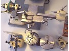 Bergeon 1766 Lathe 8mm