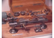 Lorch 8mm WW-Bed Watchmaker's Precision Lathe
