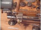 Verkauft: Lorch 8mm WW-Bett Uhrmacher Präzisionsdrehmaschine