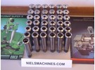 Sold: Emco L20 collet set complete 37 pieces
