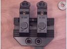 Bani Knurling Tool, Twin Wheel Knurling