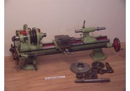 Sold: Boley Leinen A1L ø8mm Backgeared and Screwcutting Lathe for parts
