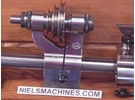 G. Boley 8mm Watchmaker Lathe with Boxed FK Set