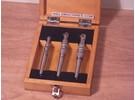Henri Hauser Micrometer Ausdrehkopf Satz 12-22mm Morsekegel 1