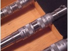 Henri Hauser Micrometer Boring Head Set 12-22mm 1 morse cone