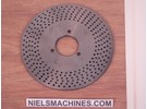 Sold: Schaublin 102 or  Schaublin 12 Dividing Attachment Perforated Disc No. 3