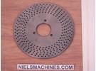 Verkauft: Schaublin 102 oder 12 Teilapparat  Lochscheibe Nr. 3