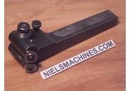 Quick 3-50mm Knurling Tool, Twin Wheel Knurling