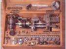 Lorch 8mm Boxed Watchmaker's Precision Lathe