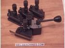 Verkauft: Schaublin 102 Tripan 111 Schnellwechselstahlhalter mit 4 Halter