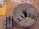 Verkauft: Pieper 3-Backen Futter ø100mm + Schaublin W20 Flansch