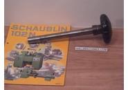 Schaublin 102 W20 Handrad-Spannschlüssel