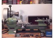 Sold: Schaublin 70 High Precision Lathe with accessories