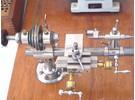 Lorch 8mm Lathe with Multifix M80 Motor