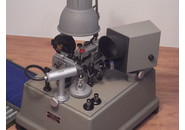 Jean Widmer Jema Steiner machine for dynamically balancing balance wheels