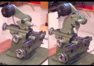 Schaublin SV 11 Fräsmaschine mit Zubehör