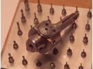 Hauser M1 Mini Universal Plan und Ausdrehkopf Type 00 mit B8